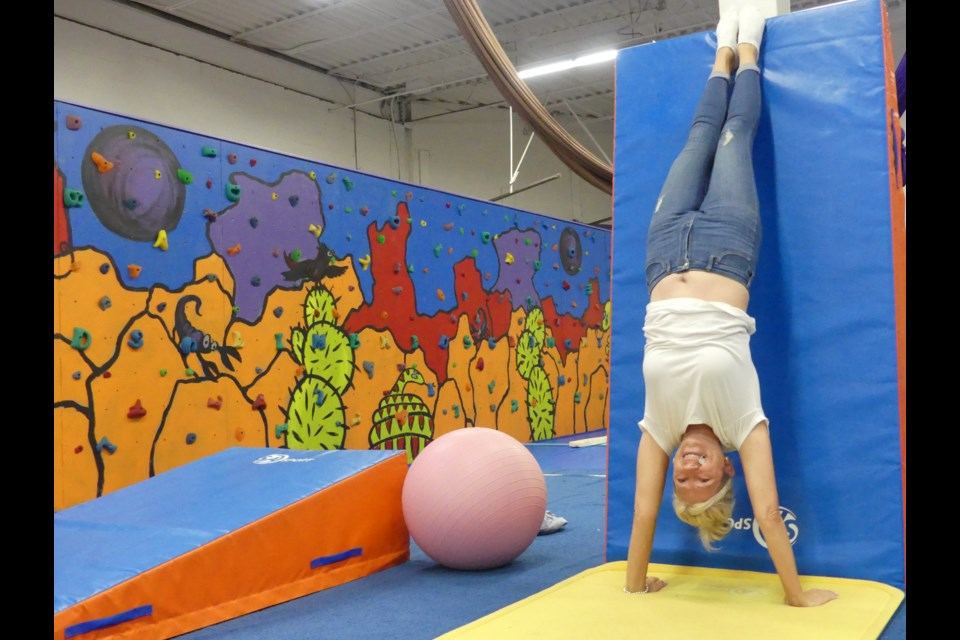 New in Town: Kids get fit, conquer fears at Genesis Gymnastics